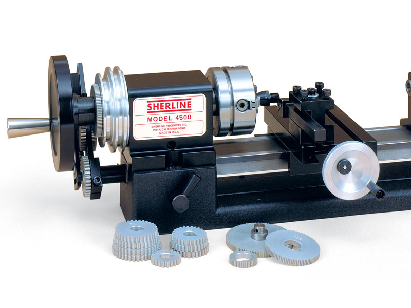Sherline 31500-50 Tooth Gear 24 Pitch