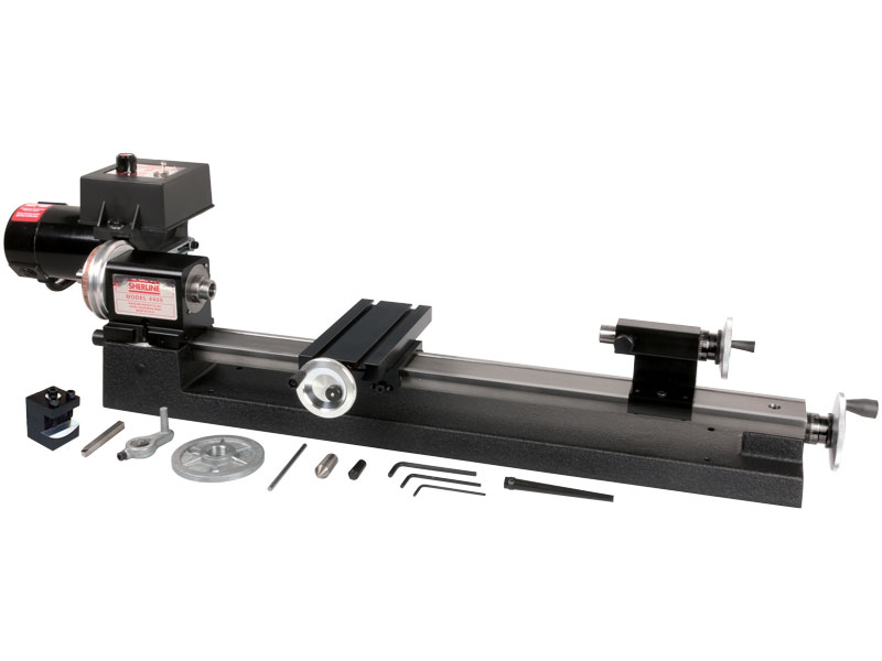 """METRIC SHERLINE 4100A 3.5/"""" X 8/"""" LATHE INCH search PN 4000A + The /""""A/"""" Package"""