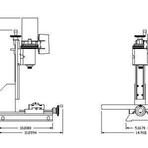 5000/5100 Mill