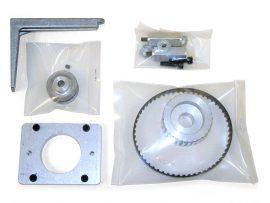 6500 Stepper Motor Spindle Drive Conversion Kit