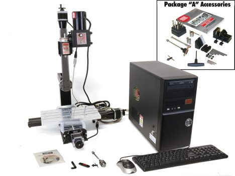 8580 CNC package A