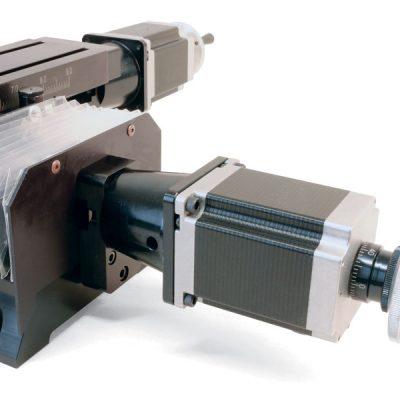 2-amp high-torque stepper motors